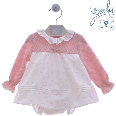 Baby Jesusín pink dress Leggings Yoedu