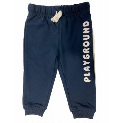 Baby boy jogging zippy pants